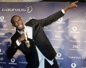 Usain Bolt laureus